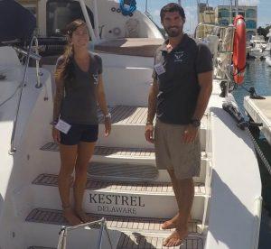 Kestrel Crew