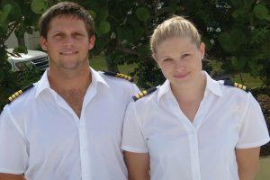 Jason & Kate on Slivochka